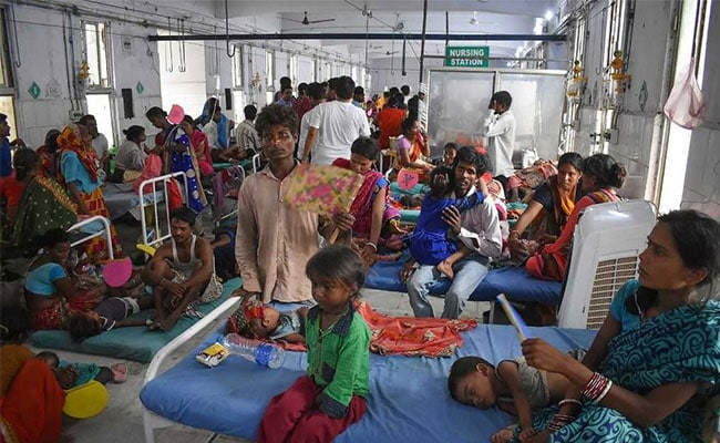 'Matter Of Shame For The Nation': PM Modi On Encephalitis Deaths In Bihar