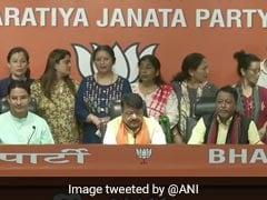पश्चिम बंगाल की इस बड़ी पार्टी के 17 पार्षद बीजेपी में हुए शामिल