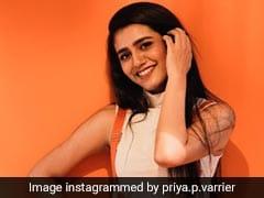 प्रिया प्रकाश वारियर ने किया अब ये काम, बोलीं- कोई गलती हो तो...देखें Video