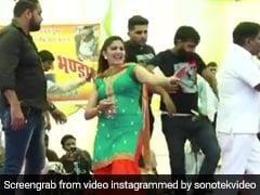 Sapna Choudhary Video: सपना चौधरी ने हरे सूट में किया ऐसा डांस, लोग उड़ाने लगे नोट