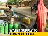 Video : Banda District Water Woes Force Uttar Pradesh Police To Guard Ken River