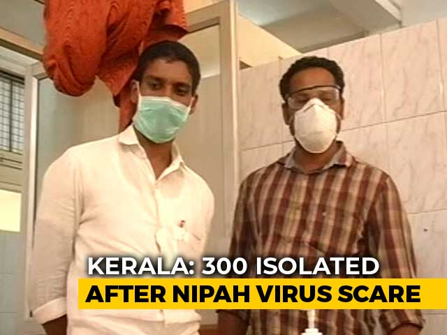 Video : Kerala Student, 23, Infected With Nipah, Confirms Government