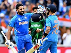 """Wanted To Kill The Game"": Rohit Sharma On His Second-Wicket Stand With Virat Kohli Against Pakistan"