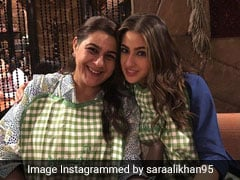 Eid Mubarak, From Sara Ali Khan And Mom Amrita Singh