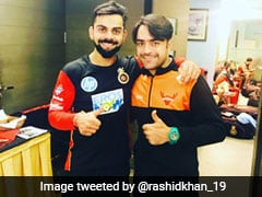 "IPL 2020, SRH vs RCB: Bowling To Virat Kohli Is ""Proud Moment"", Says SRH Spinner Rashid Khan"