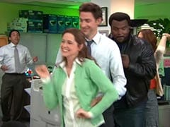 '<i>The Office</i>' Cast 'Dancing' To A Bhojpuri Song Will Make You LOL