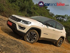 Jeep Compass Trailhawk Launched In India; Priced At Rs. 26.8 Lakh