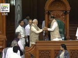 Video : BJP's Om Birla Elected Lok Sabha Speaker, PM Modi Escorts Him To Chair