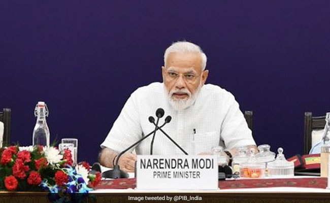 PM Modi Meets Key Secretaries To Finalise 100-Day Agenda: Report