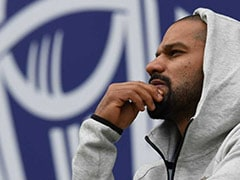 """""""The Show Must Go On"""": Shikhar Dhawan After Being Ruled Out Of World Cup"""