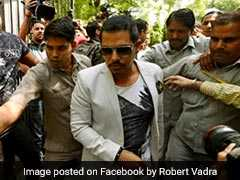 Robert Vadra Withdraws Plea Seeking Protection From Probe Agency Action