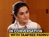 Video: Would Choose A Comedy Film Over A Thriller: Taapsee Pannu