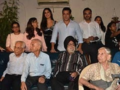 Salman Khan Screened <I>Bharat</i> For Families Who Went Through Partition