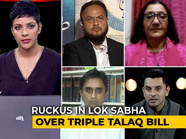 Video : Triple Talaq Bill: Is It About Politics Or Protecting Women?