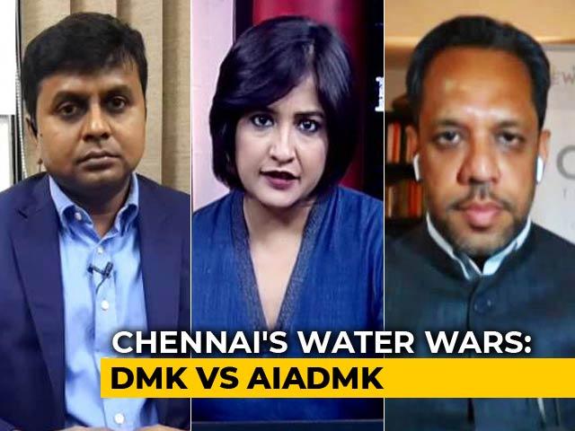Video : Chennai Goes Dry: Man-Made Crisis?