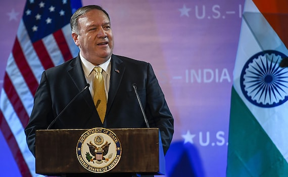Let's Defend Religious Freedom For All, Says Mike Pompeo On India Visit