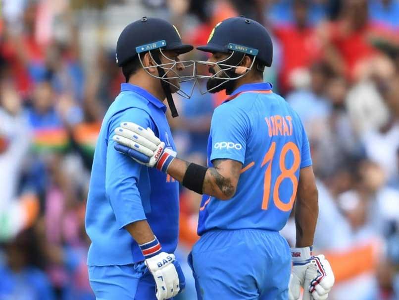 India vs Australia: MS Dhoni