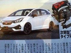 Next Generation Honda Jazz To Debut At 2019 Tokyo Motor Show