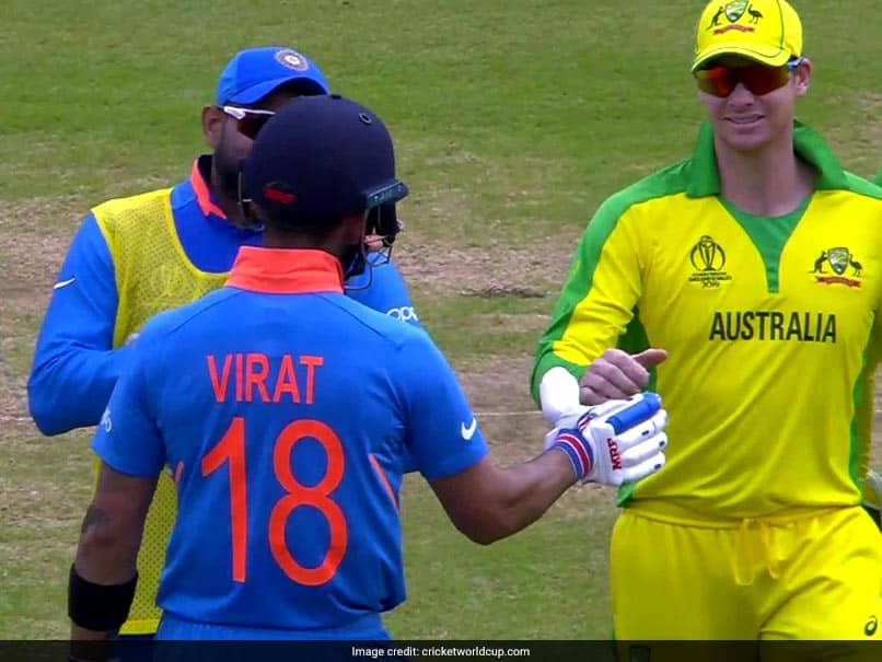 Watch: Virat Kohli Wins Hearts By Defending Steve Smith From Jeering Indian Fans At Oval
