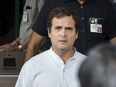Rahul Gandhi To Meet Congress Chief Ministers Today