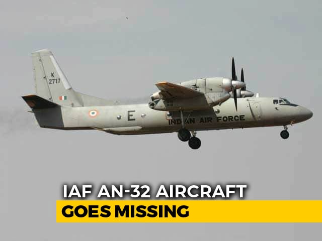 Video : Teams Trek To Suspected Crash Site In Search For Missing Air Force Plane