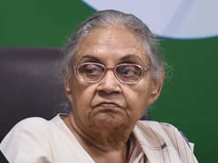 Sheila Dikshit, Three-Time Delhi Chief Minister, Dies At 81