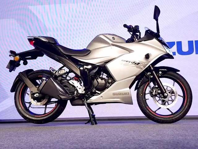 2019 Suzuki Gixxer SF 150