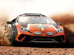 Lamborghini's One-Off Concept Is An Off-Road Capable Huracan
