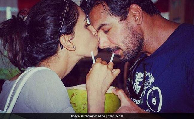 John Abraham's Wife Priya Runchal Shares Mushy Post On Anniversary. Seen Yet?
