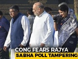 Video : In Amit Shah, Smriti Irani's Rajya Sabha Exit Dates, Congress Smells Plan