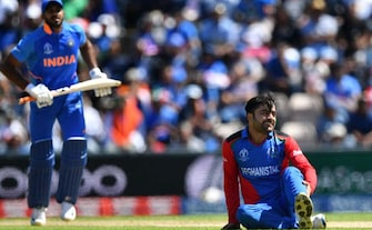 Afghanistan Skipper Frustrated With Rashid Khan's Poor Show At World Cup