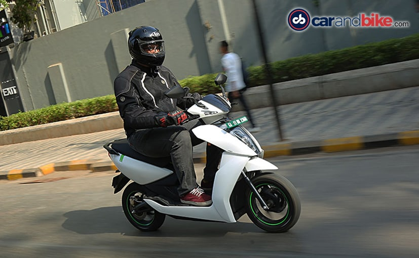 Ather 450 Electric Scooter Road Test Review