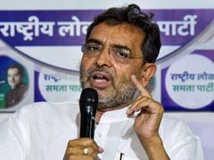 "Upendra Kushwaha To Kick Off ""Remove Nitish"" March To Protest Encephalitis Deaths"