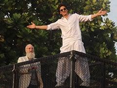 ICYDK: David Letterman Celebrated Eid With Shah Rukh Khan At Mannat