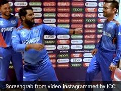 Watch: Rashid Khan, Mohammad Shahzad