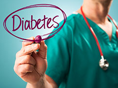 Maintaining Healthy Weight May Help Diabetes Management: Study