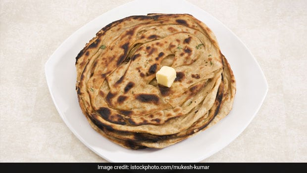 Indian Breakfast Recipe: This Aloo Pyaaz Lachha Paratha Is Layered With All Things Indulgent