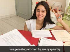 'Never Okay To Bully': Ananya Panday Sets The Record Straight About 'Faking' University Admission