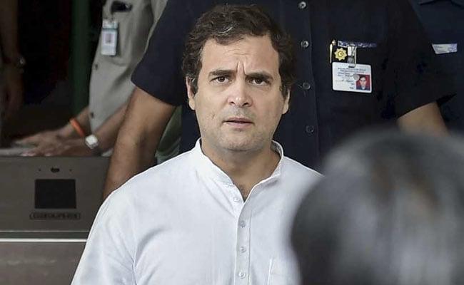 राहुल गांधी के अध्यक्ष बने रहने के सवाल पर बोले कांग्रेस के दिग्गज नेता, एक प्रतिशत भी संभावना...