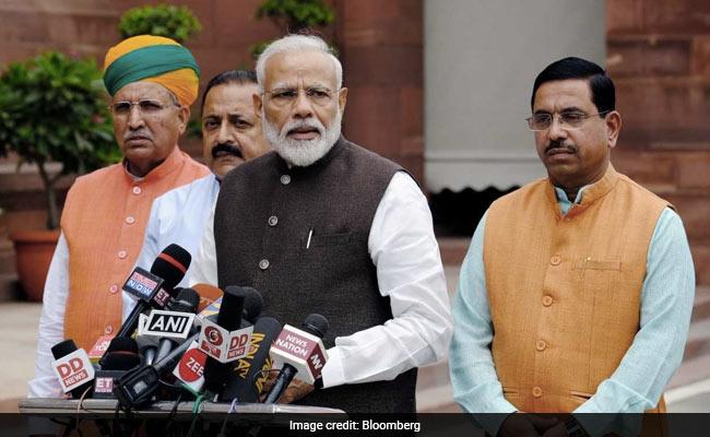PM Modi's New Budget Key to Reviving India's Animal Spirits