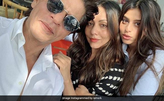 Inside Suhana Khan's Graduation Ceremony With Shah Rukh And Gauri