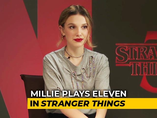 Millie Bobby Brown On Stranger Things 3 & Her Social Media Experience