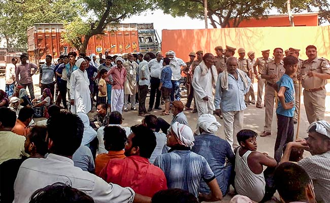 11 Charged In Aligarh For Inflammatory Social Media Posts Over Murder