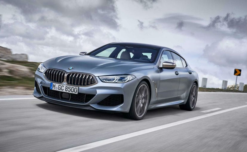 The 2020 BMW 8 Series Gran Coupe has been revealed and it will come to India in the future