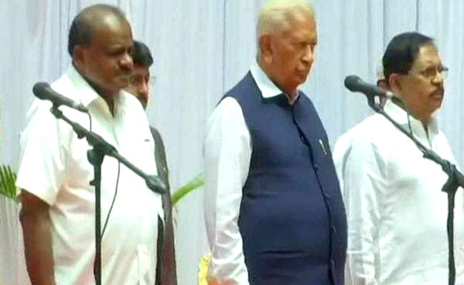 Karnataka Chief Minister Expands Cabinet By Inducting 2 Ministers