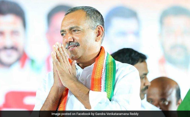'We Are Not Sheep Or Buffaloes...': Ex-Congress Lawmaker From Telangana
