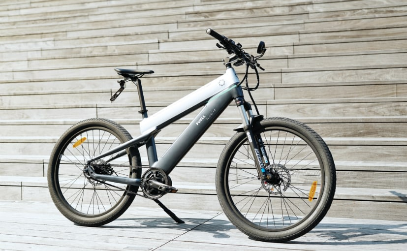 The FUELL Fluid is the first electric bike from the company founded by Erik Buell