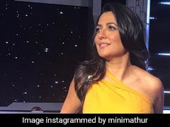 No Botox, Says Mini Mathur. 'Women Age, Their Talent Does Not'