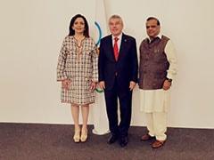 भारत ने 2023 आईओसी सत्र की मेजबानी की पेशकश की