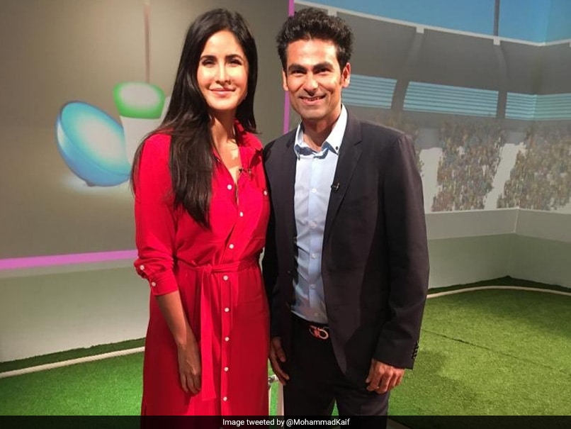 Mohammad Kaif Posts Picture With Katrina Kaif, Sends Twitter Into Frenzy